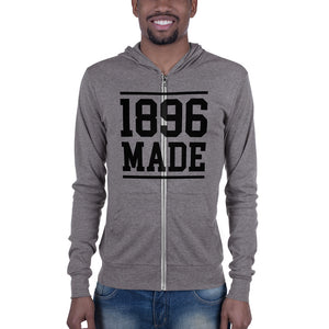 1896 Made South Carolina State University Unisex zip hoodie - We Wear Our HBCUs