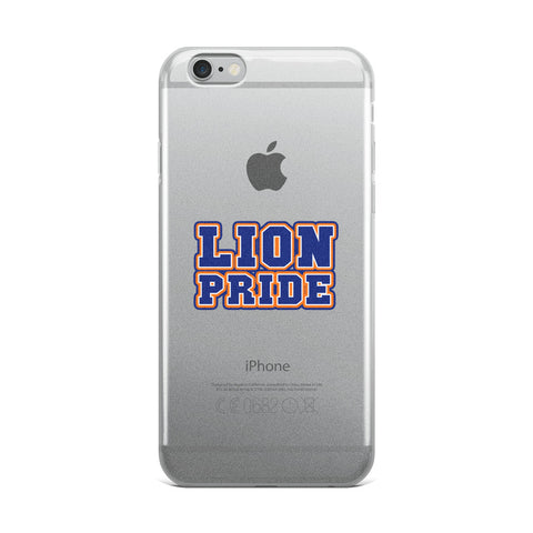Lincoln University | Lion Pride | LU HBCU iPhone Cell Phone Case - We Wear Our HBCUs