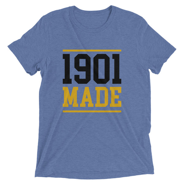 1901 MADE Grambling State University Unisex Soft T-Shirt - We Wear Our HBCUs