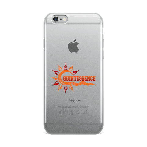 Hampton University Quintessence iPhone CAse - We Wear Our HBCUs