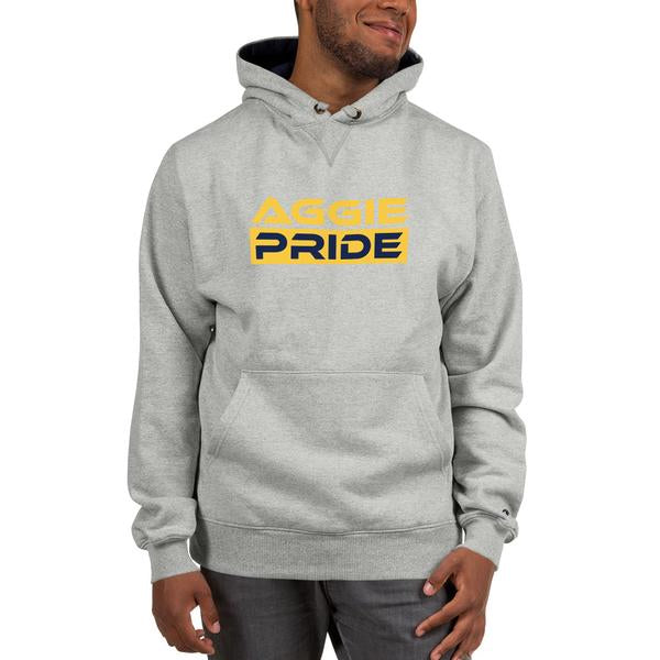 North Carolina A&T Aggie Pride Champion Hoodie - We Wear Our HBCUs