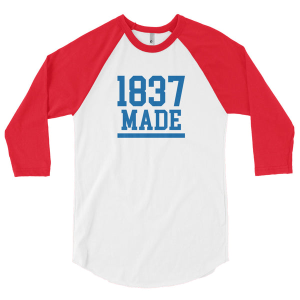 Cheyney University 1837 Made Unisex 3/4 Sleeve Raglan Shirt - We Wear Our HBCUs