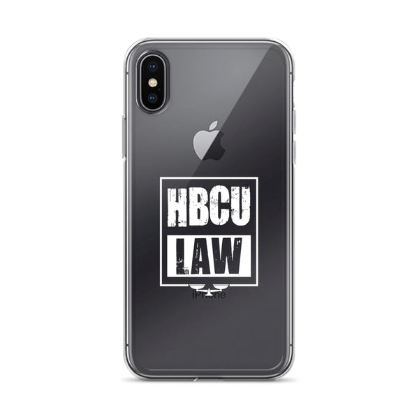 HBCU Law | Historically Black College and Universities iPhone Case - We Wear Our HBCUs