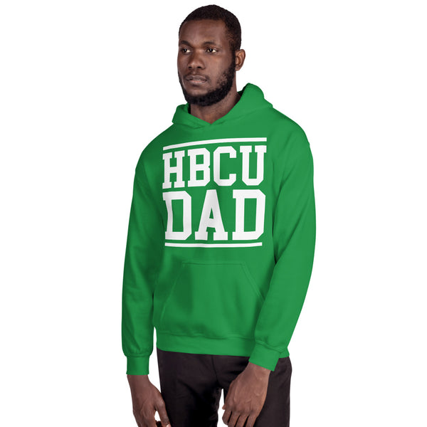 HBCU DAD Unisex Heavy Blend Hoodie - We Wear Our HBCUs