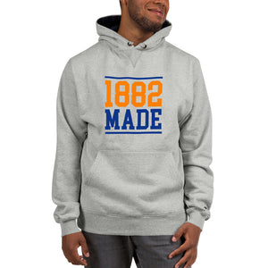 Virginia State University 1882 Made Champion Hoodie - We Wear Our HBCUs