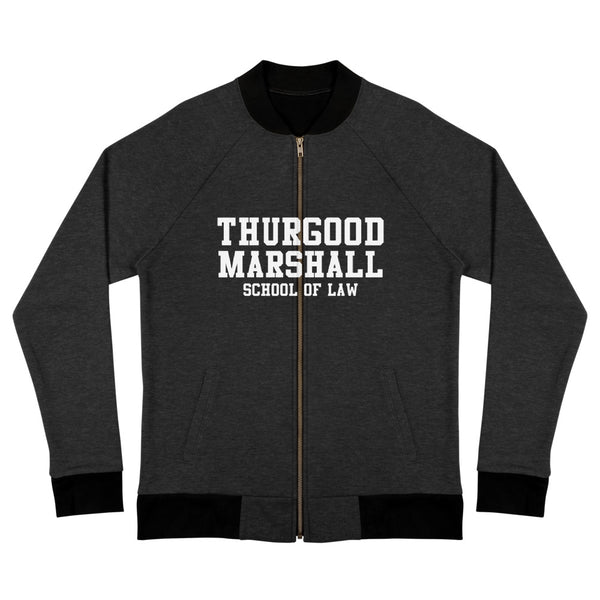 Thurgood Marshall School of Law Bomber Jacket - We Wear Our HBCUs