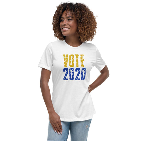 Vote 2020 Women's Relaxed T-Shirt