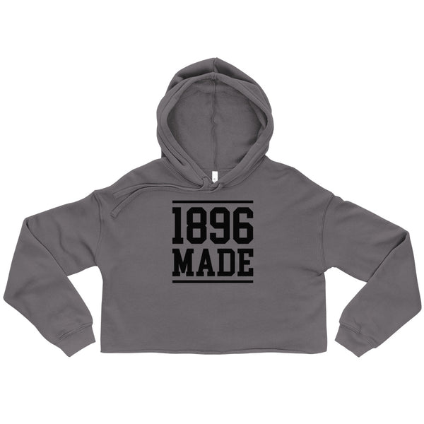 1896 Made South Carolina State University Crop Hoodie - We Wear Our HBCUs