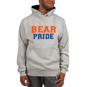 Morgan State University Bear Pride Unisex Champion Hoodie - We Wear Our HBCUs