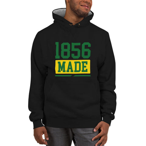 Wilberforce University 1856 Made Unisex Champion Hoodie - We Wear Our HBCUs