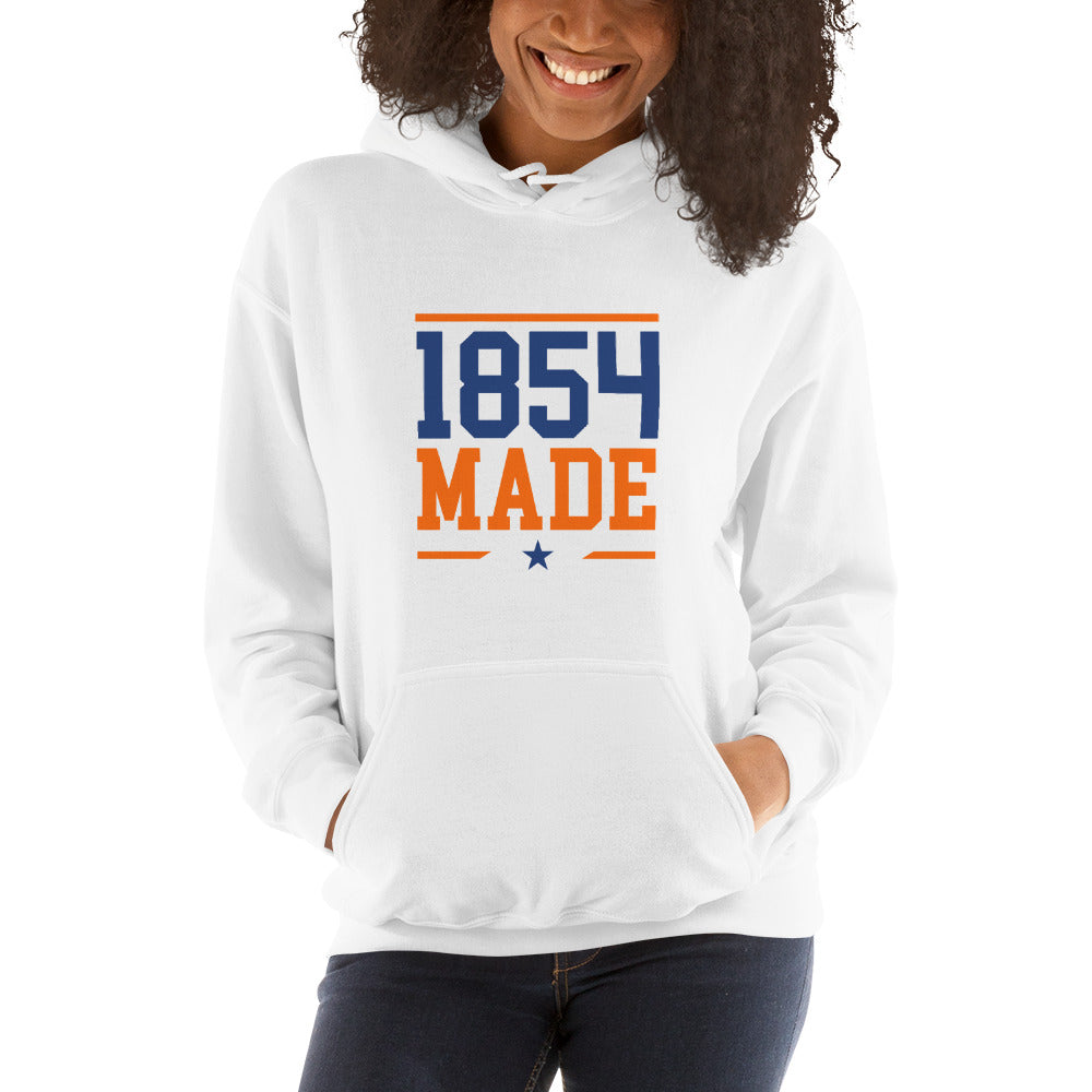Lincoln University 1854 Made Women's Hoodie - We Wear Our HBCUs