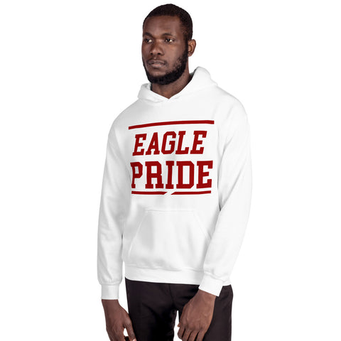 North Carolina Central Eagle Pride University Unisex Hoodie - We Wear Our HBCUs