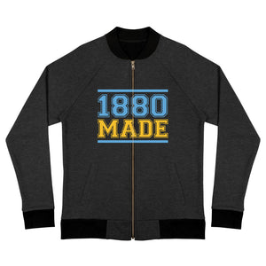 1880 Made Southern University A&M Bomber Jacket - We Wear Our HBCUs