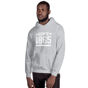 Bowie State University 1865 Champion Unisex Cozy Hoodie - We Wear Our HBCUs