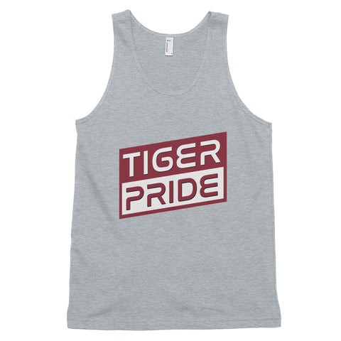 Tiger Pride  Texas Southern University American Apparel Classic Unisex Tank Top - We Wear Our HBCUs