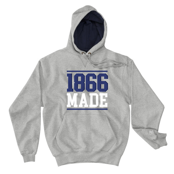 Lincoln University (MO) 1866 Made Unisex Champion Hoodie - We Wear Our HBCUs