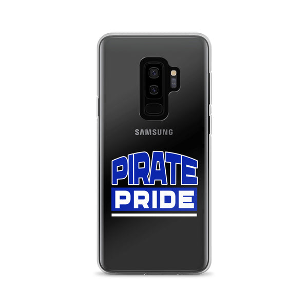 Hampton University | Pirate Pride | Samsung Cell Phone Case - We Wear Our HBCUs