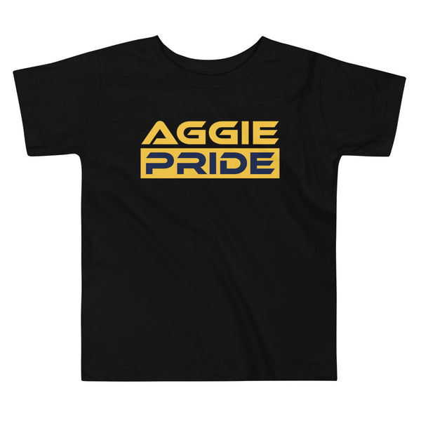 North Carolina A&T University | Aggie Pride | Toddler Short Sleeve Tee - We Wear Our HBCUs