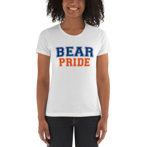 Morgan State University Bear Pride Women's Boyfriend Tee - We Wear Our HBCUs