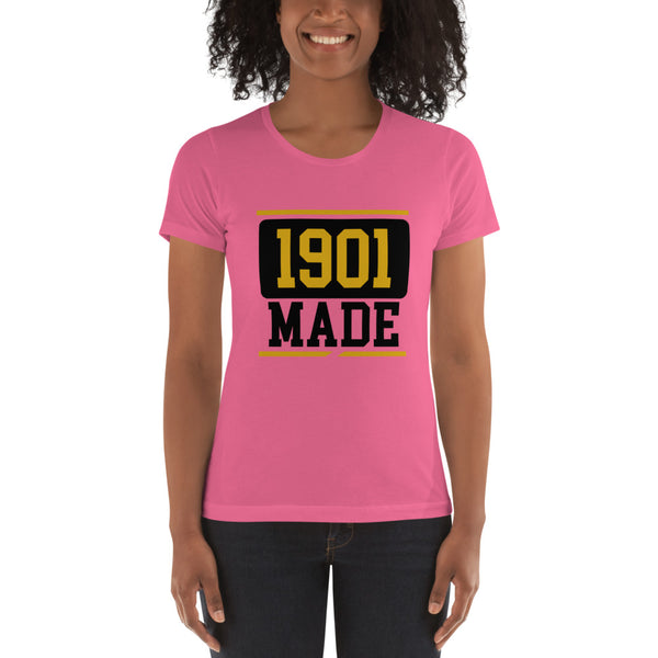 1901 MADE Grambling State University Women's t-shirt - We Wear Our HBCUs