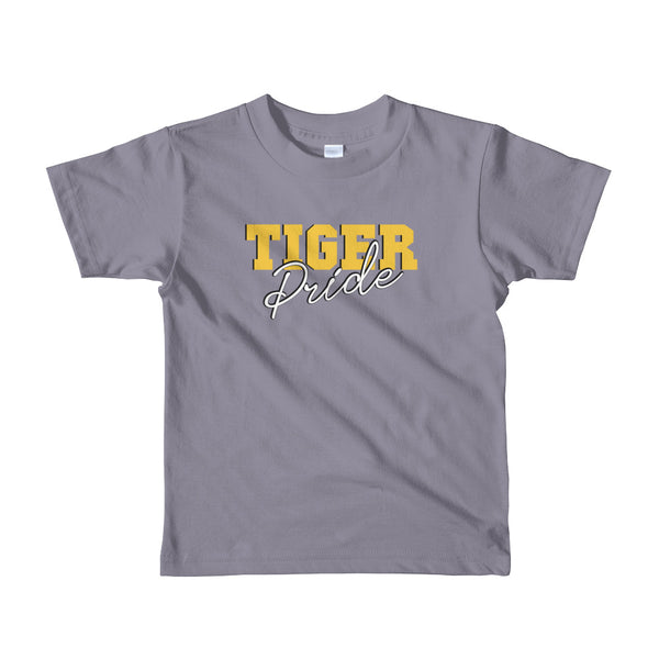 North Carolina A&T University Aggie Pride Unisex Youth Short Sleeve T-Shirt (2-6 years old) - We Wear Our HBCUs