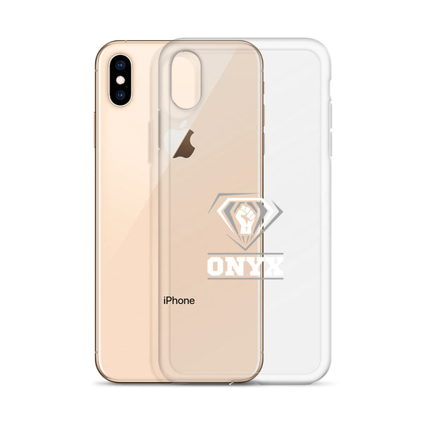 ONYX | Hampton University | Case Name iPhone Case - We Wear Our HBCUs