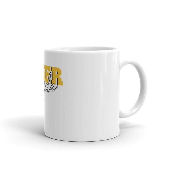 Tiger Pride Grambling State University GSU Mug in 11 or 15 ounces - We Wear Our HBCUs