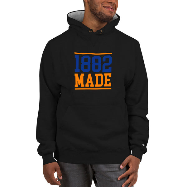 Virginia State 1882 Made Champion Hoodie - We Wear Our HBCUs