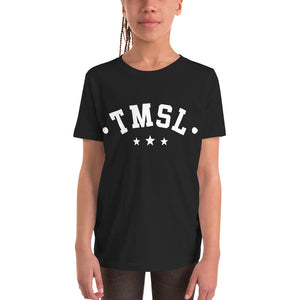 Thurgood Marshall School of Law Unisex Youth Short Sleeve T-Shirt - We Wear Our HBCUs