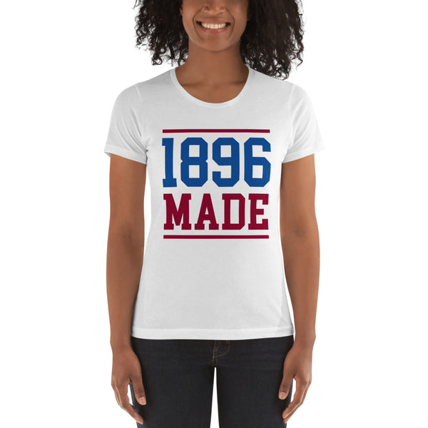 South Carolina State University 1896 Made Women's t-shirt - We Wear Our HBCUs