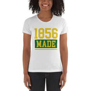 Wilberforce University 1856 Made Women's Boyfriend Tee - We Wear Our HBCUs