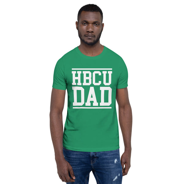 HBCU DAD  Basic T-Shirt up to 4XL - We Wear Our HBCUs