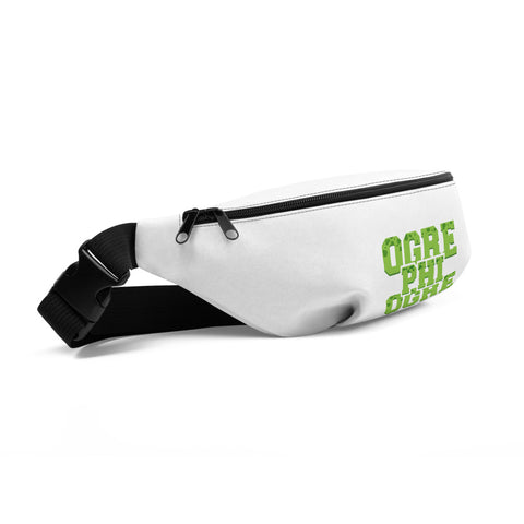 Hampton University Ogre Phi Ogre  Waist Bag