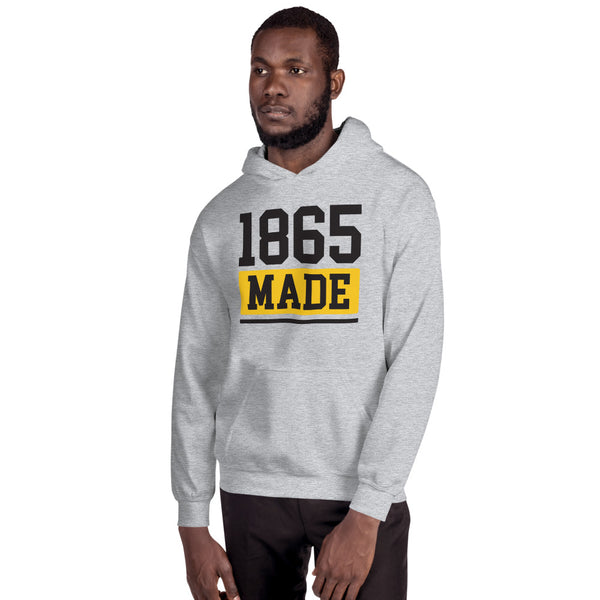 Bowie State University 1865 Made Champion Unisex Hoodie - We Wear Our HBCUs