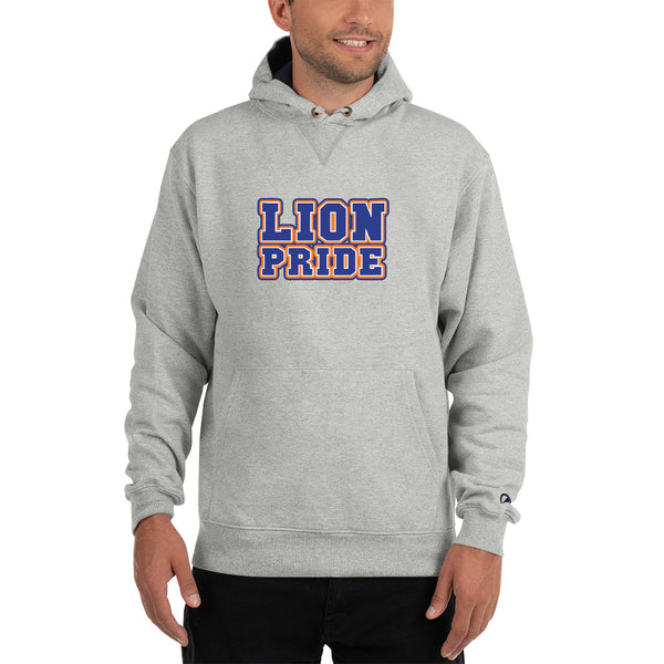Lincoln University Lion Pride Champion Hoodie - We Wear Our HBCUs