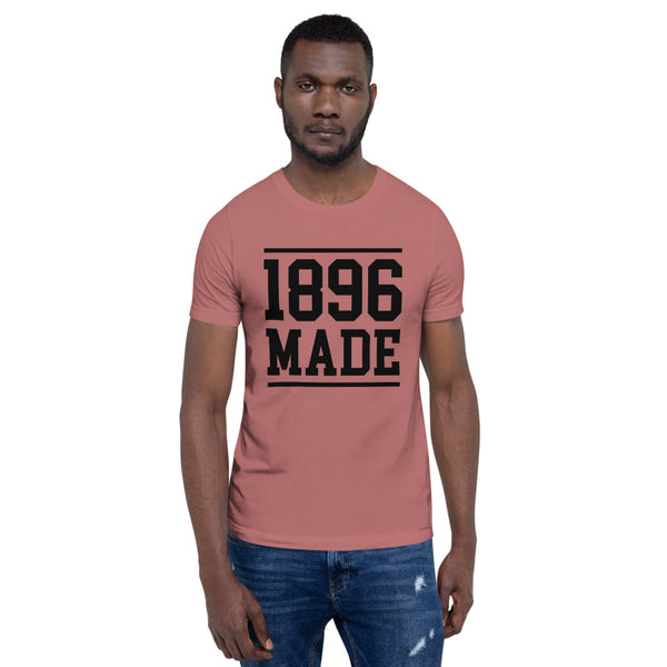 1896 Made South Carolina State University Short-Sleeve Unisex T-Shirt - We Wear Our HBCUs