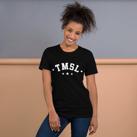 Thurgood Marshall School of Law TMSL Short-Sleeve Unisex T-Shirt - We Wear Our HBCUs