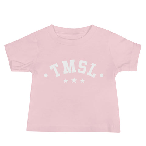 TMSL  Thurgood Marshall School of Law  Baby Jersey Short Sleeve Tee - We Wear Our HBCUs