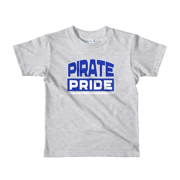 Hampton University Pirate Pride American Apparel Unisex Kids T-Shirt (2 yrs-6 yrs) - We Wear Our HBCUs