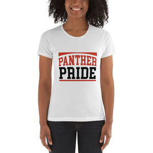Panther Pride Claflin State University Women's t-shirt - We Wear Our HBCUs