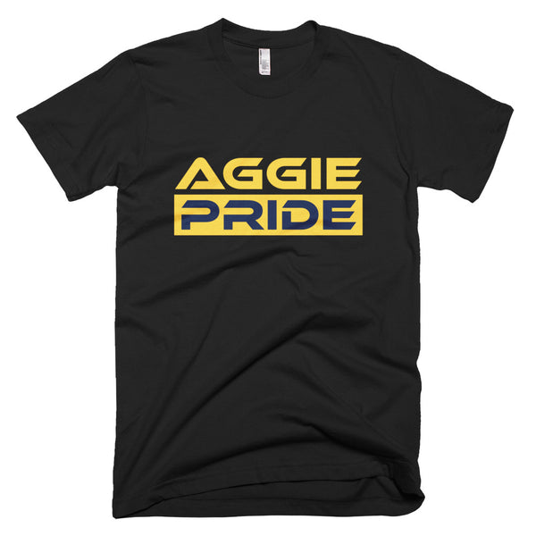North Carolina A&T Aggie Pride Soft  Premium Unisex Fitted Tee - We Wear Our HBCUs