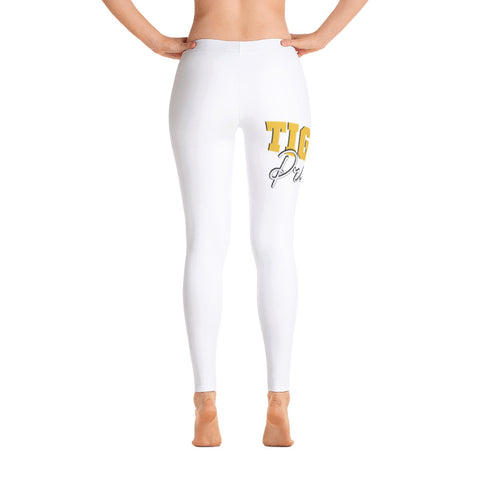 Tiger Pride | Grambling State University GSU Fashion HBCU Leggings - We Wear Our HBCUs