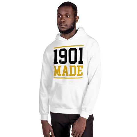 1901 MADE Grambling State University Unisex Hoodie - We Wear Our HBCUs