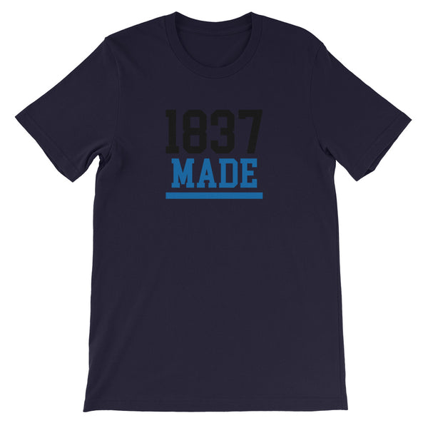 Cheyney University 1837 Made Short-Sleeve Men's T-Shirt - We Wear Our HBCUs