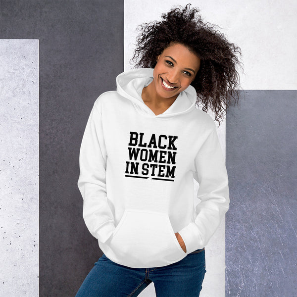 Black Women In Stem Women's Hoodie - We Wear Our HBCUs