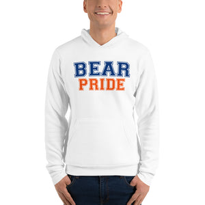 Morgan State University Bear Pride Unisex Pullover Hoodie - We Wear Our HBCUs
