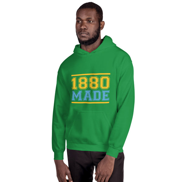 1880 Made Southern University A&M Unisex Hoodie - We Wear Our HBCUs