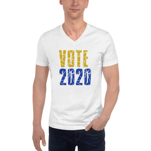 Vote 2020 Unisex V-Neck T-Shirt