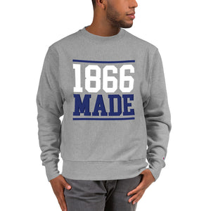 Lincoln University (MO) 1866 Made Unisex Champion Sweatshirt - We Wear Our HBCUs