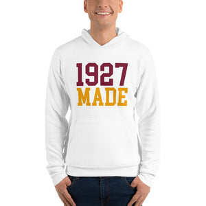1927 Made Texas Southern Unisex Pullover Hoodie - We Wear Our HBCUs